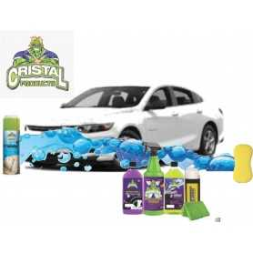 KIT WASH 4 CAR