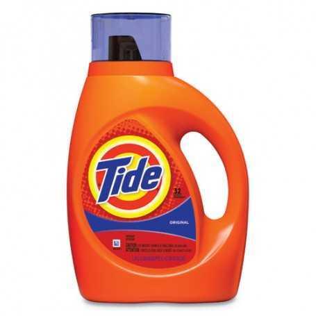 Liquid Tide Laundry Detergent, 50oz