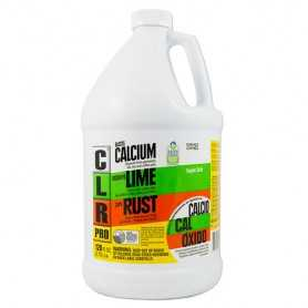 CLR Calcium, Lime and Rust Remover, 1 gal Bottle
