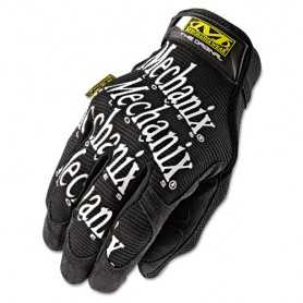 Mechanix WearcThe Original Work Gloves, Black, Large