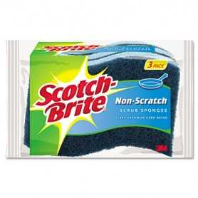Scotch Brite Non-Scratch Multi-Purpose Scrub Sponge