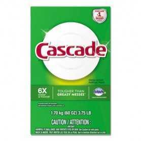 Cascade Automatic Dishwasher Powder, 60oz Box