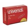 universal Paper Clips, Small (No. 1), Silver, 1000/pk