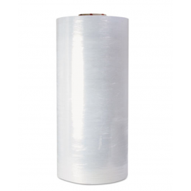 """universal High-Performance Pre-Stretched Handwrap Film, 16"""" x 1500ft, 32-Ga, Clear, 4/CT"""