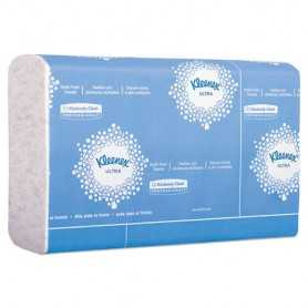 Kleenex Reveal Multi-Fold Towels, 2-Ply, 16/Carton