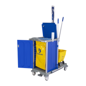 HOSPITAL CART - MOD. 400 (SIMPLE + 1 BAG)