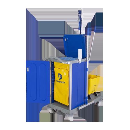 HOSPITAL CART - MOD. 400 (SIMPLE + 1 BAG)