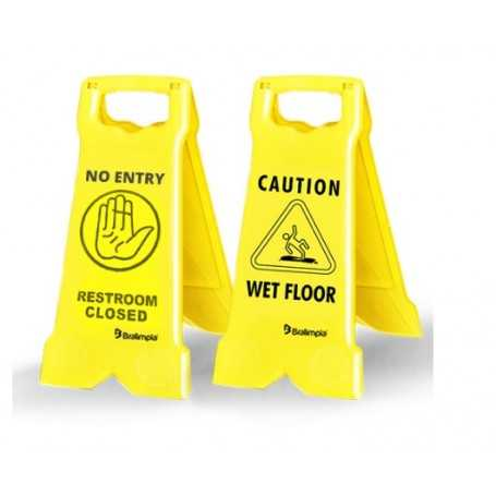 Floor Safety Signs Compact