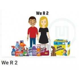 WE R 2