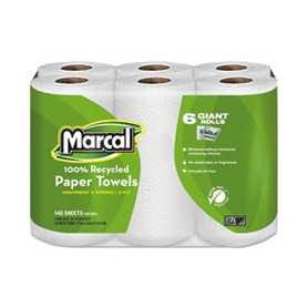 100% Recycled Roll Towels