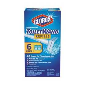 Disinfecting ToiletWand Refill Heads