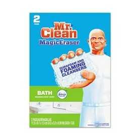 Magic Eraser Bathroom Scrubber