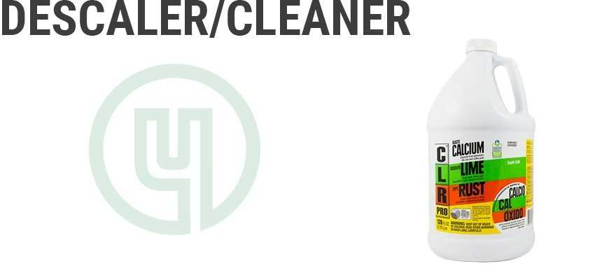 Descaler/Cleaner