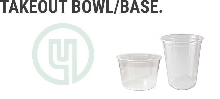 Takeout Bowl/Base