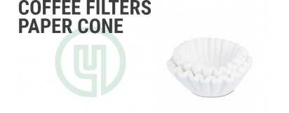 Coffee Filters-Paper Cone
