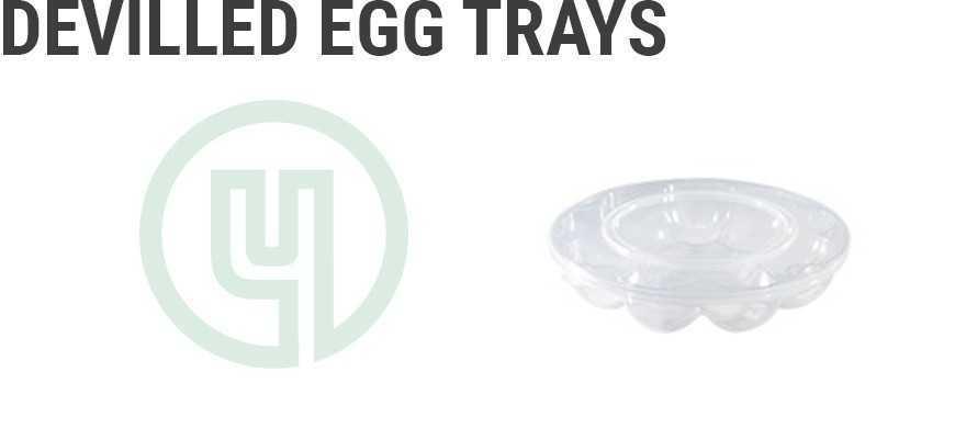 Devilled Egg Trays