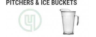 Pitchers & Ice Buckets