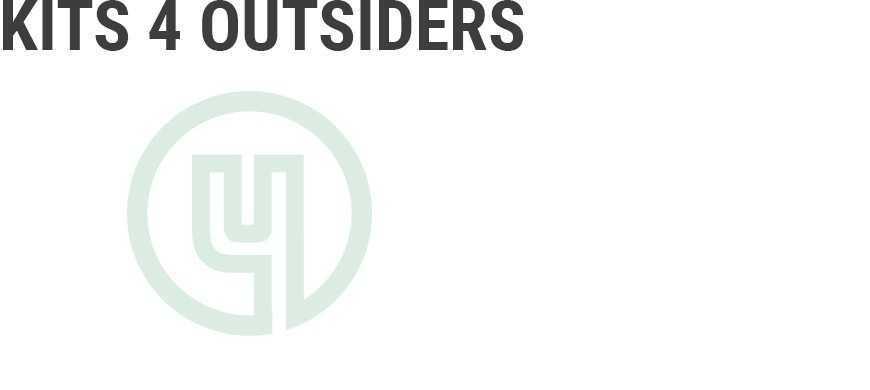 Kits 4 Outsiders