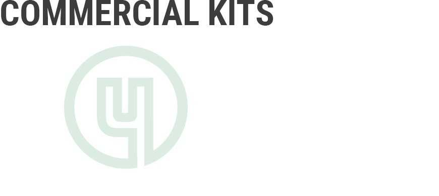 Commercial Kits