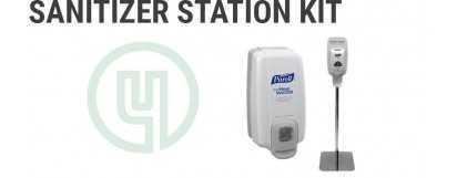 Sanitizer Station Kit