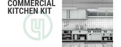 Commercial Kitchen Kit