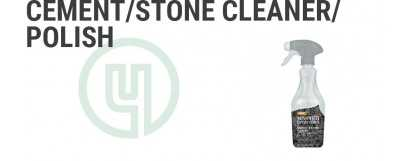 Cement/Stone Cleaner/Polish