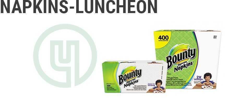 Napkins-Luncheon