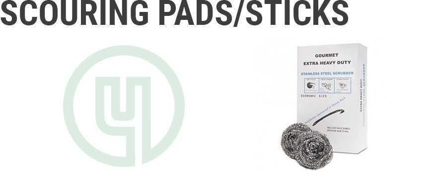 Scouring Pads/Sticks