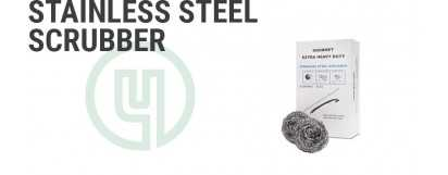 Stainless Steel Scrubber