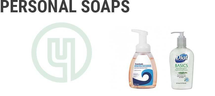 Personal Soaps