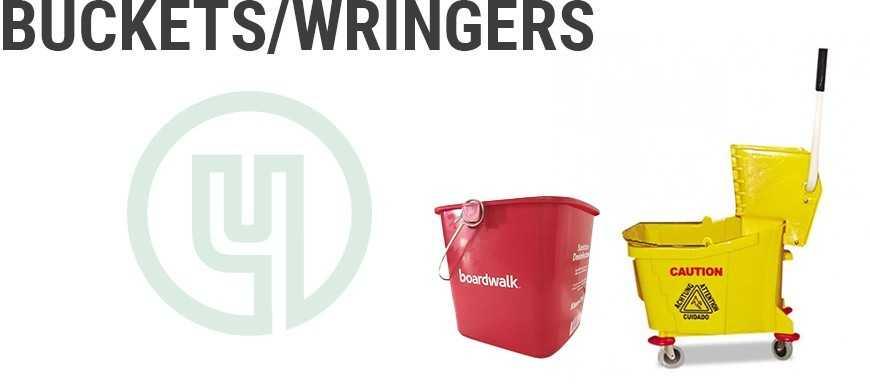 Buckets/Wringers