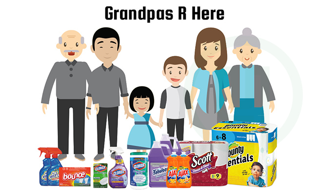 Grandpas R Here